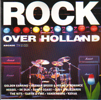 Rock over Holland