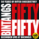 Fifty Fifty (cd) + Beest (dvd)